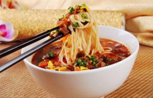 Noodles from Xian Street Food